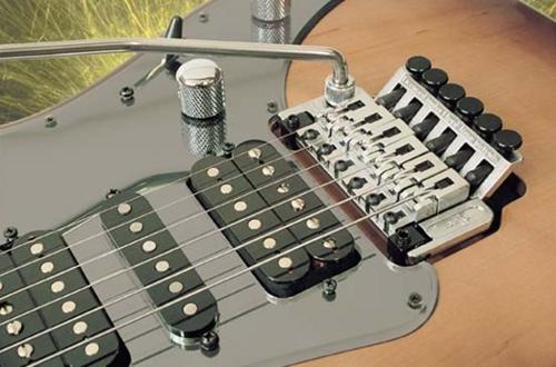 на гитару с флойдом,